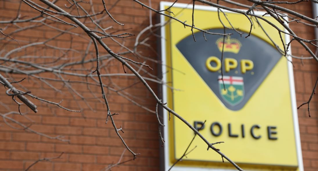 More OPP officers have died by suicide than in the line of duty over the last 30 years. (Kimberly Ivany/CBC)