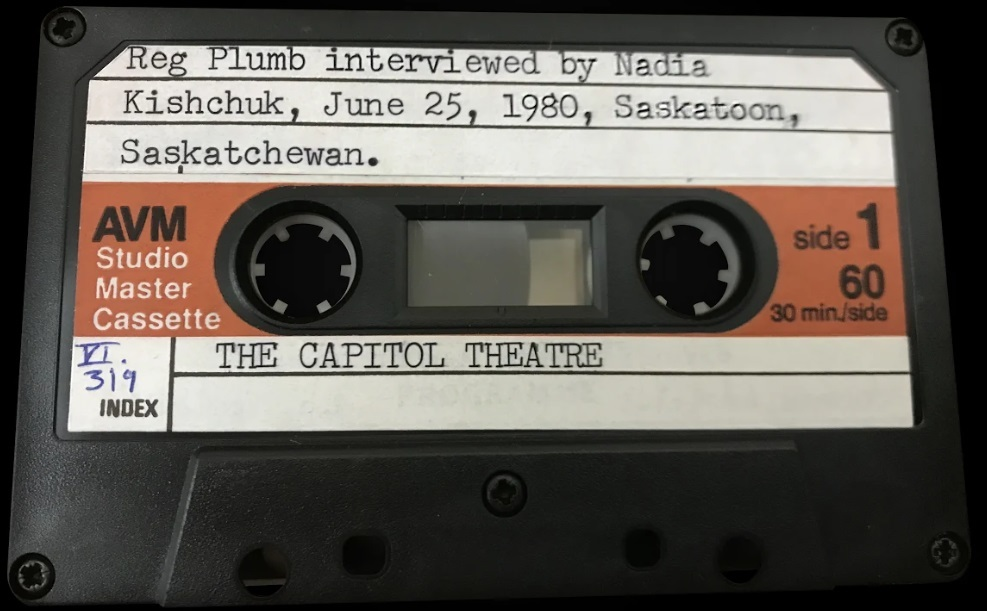 In the summer of 1980, just months after the demolition, University of Saskatchewan teacher Michael Taft and an assistant recorded interviews with more than 30 people about the Capitol affair. Many quotes in this piece come from those interviews. Some people have been reinterviewed. (Guy Quenneville/CBC)