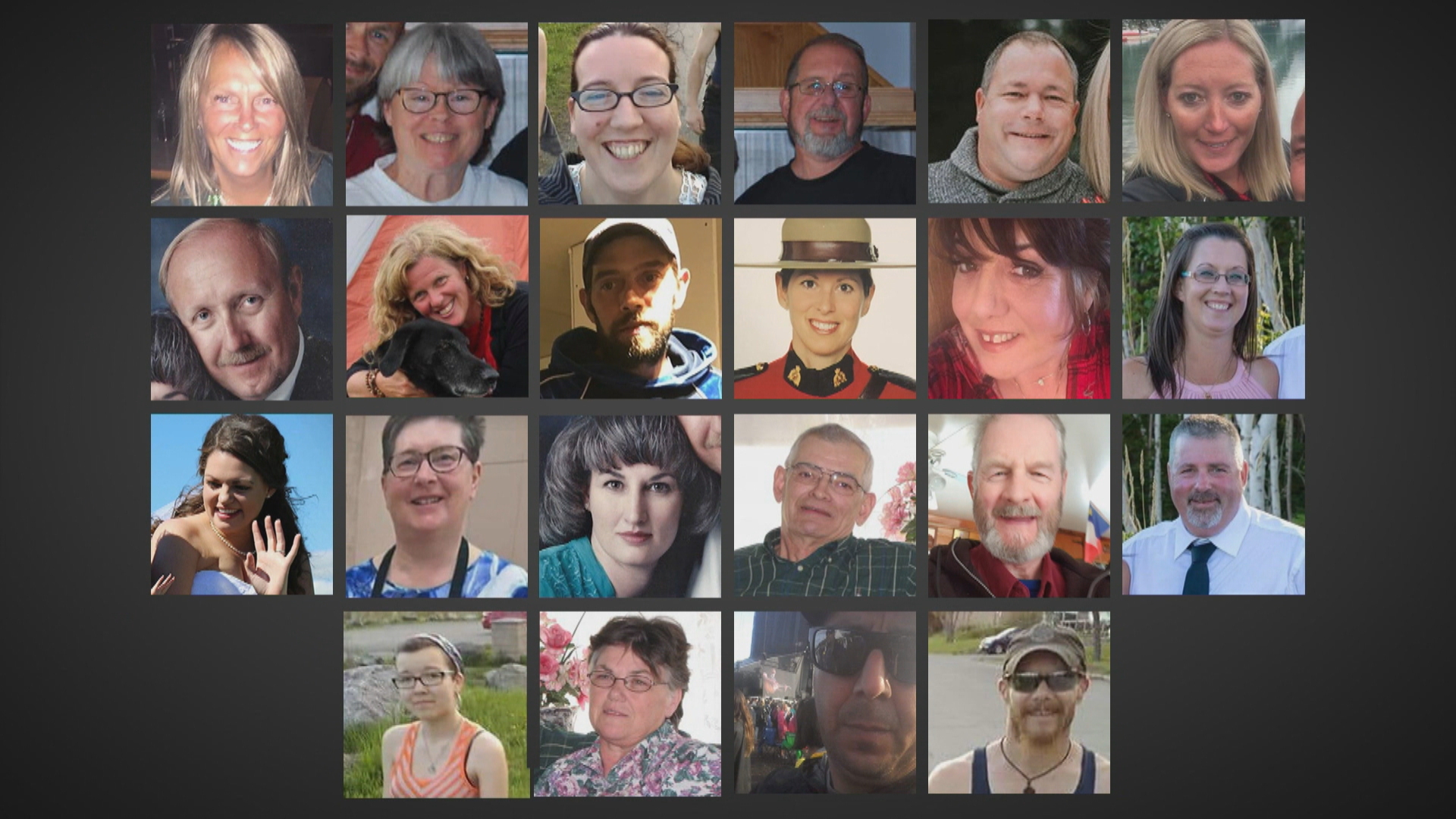 Seven months later, many families of 22 victims who were killed in Canada's largest mass shooting struggle with what they say is a lack of information from the RCMP. (CBC)