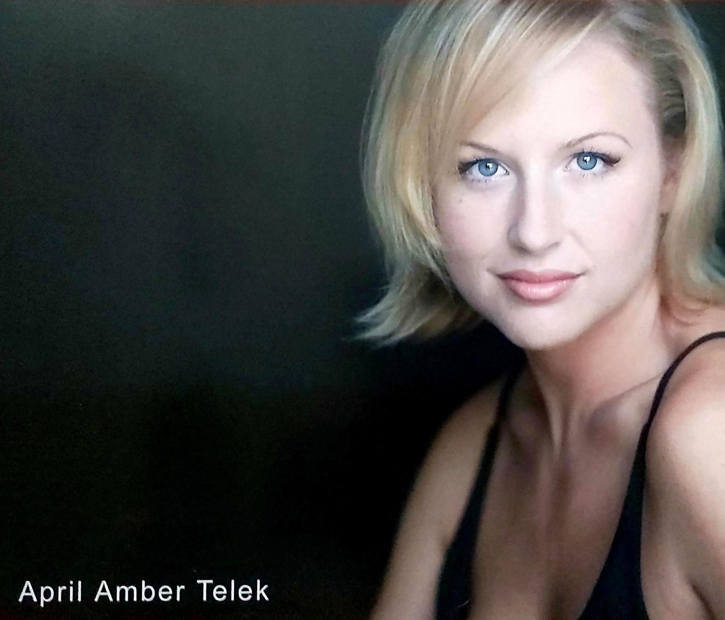 Telek in 2003. (Submitted by April Telek)