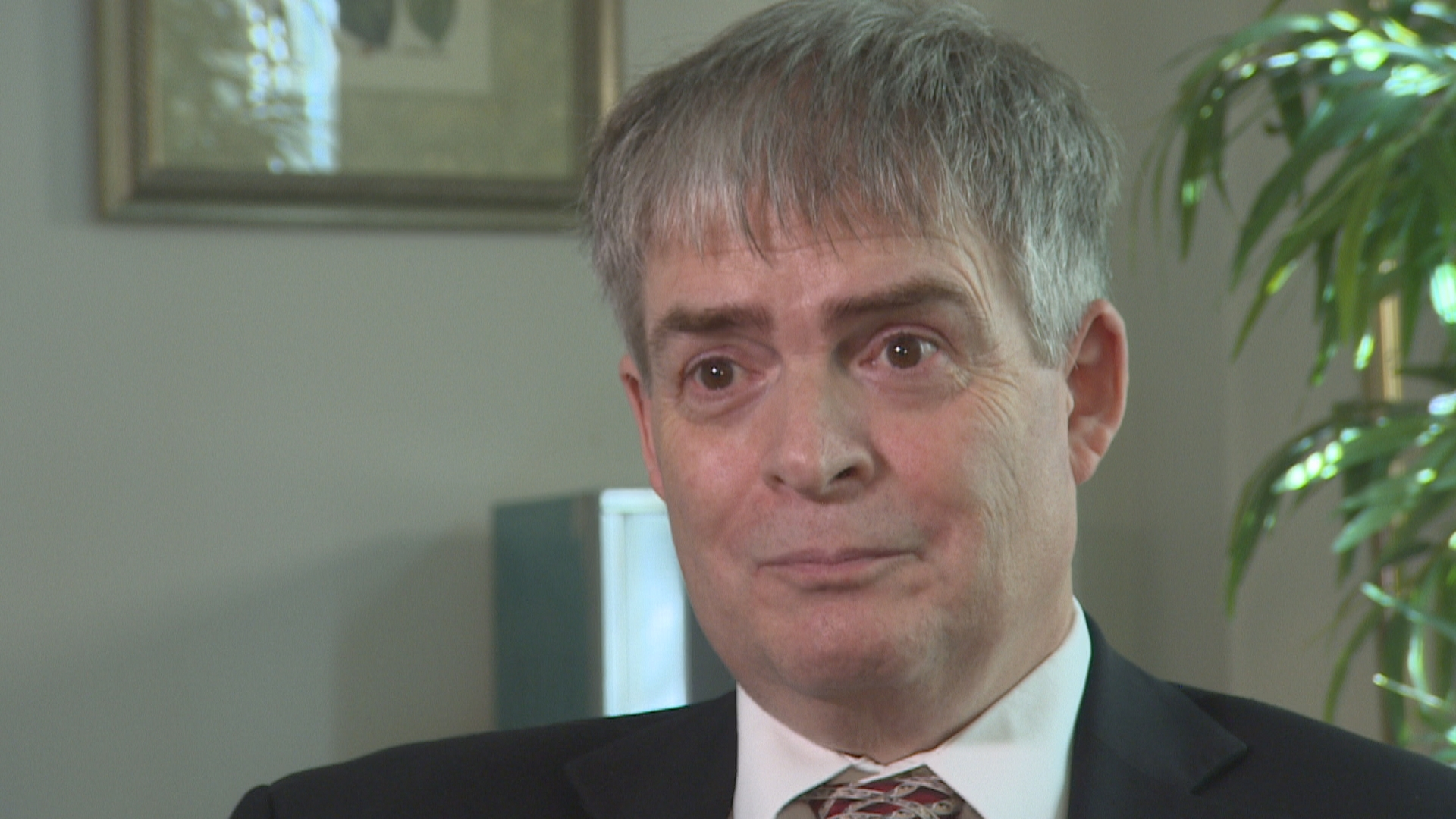 Dr. Bruce Hollett, divisional chief of family medicine, chronic pain and addiction at the Waterford Hospital, believes Suboxone is a good way to treat opioid addiction.  (CBC)