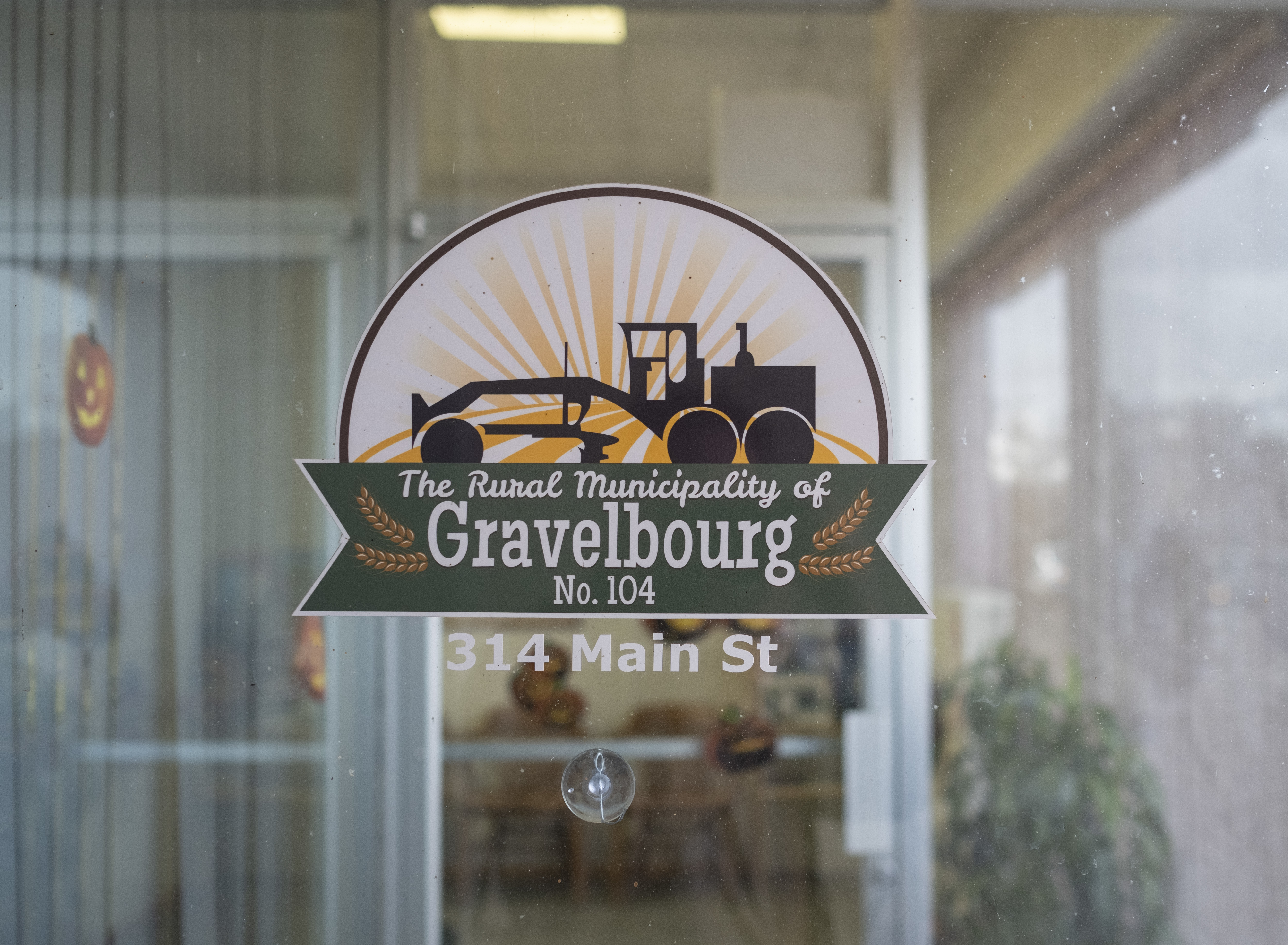 The current reeve of the RM of Gravelbourg, Guy Lorrain, says Cowan was not harassed. Photo: David Stobbe