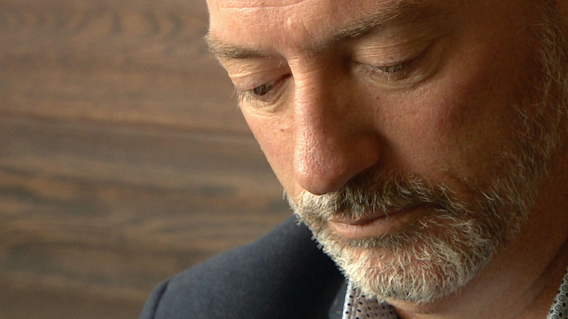 Medicine Hat Mayor Ted Clugston. (Monty Kruger/CBC)