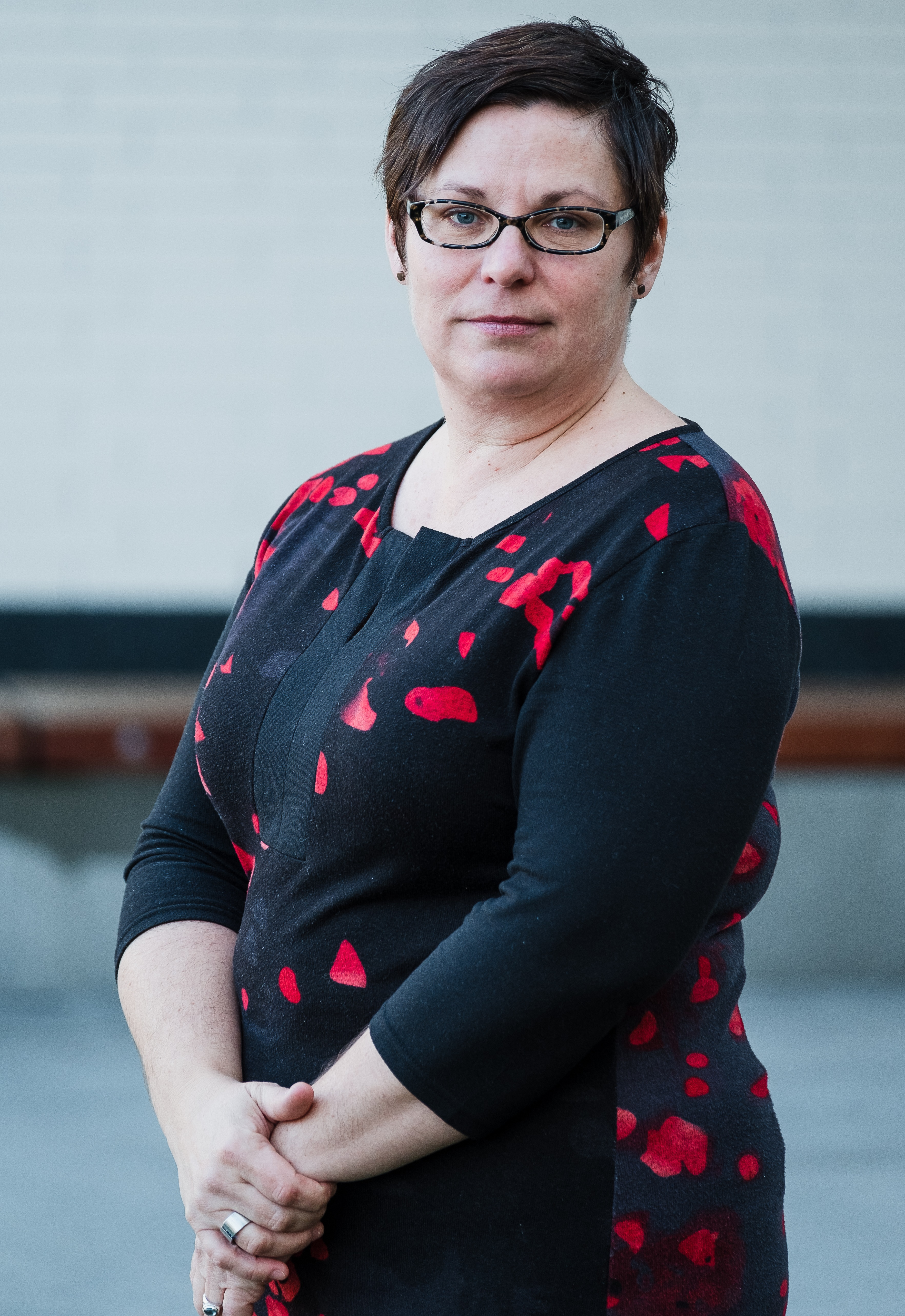 Law professor Debra Parkes says community-based release options available for Indigenous people go underused. (Geoff Lister)