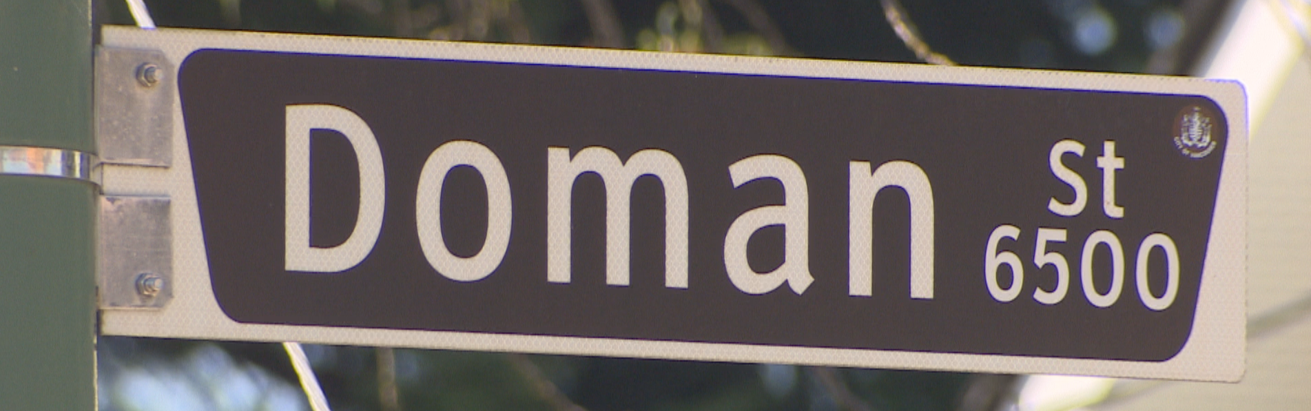Doman is one of many streets in Vancouver named after a family that owned property in the surrounding area.