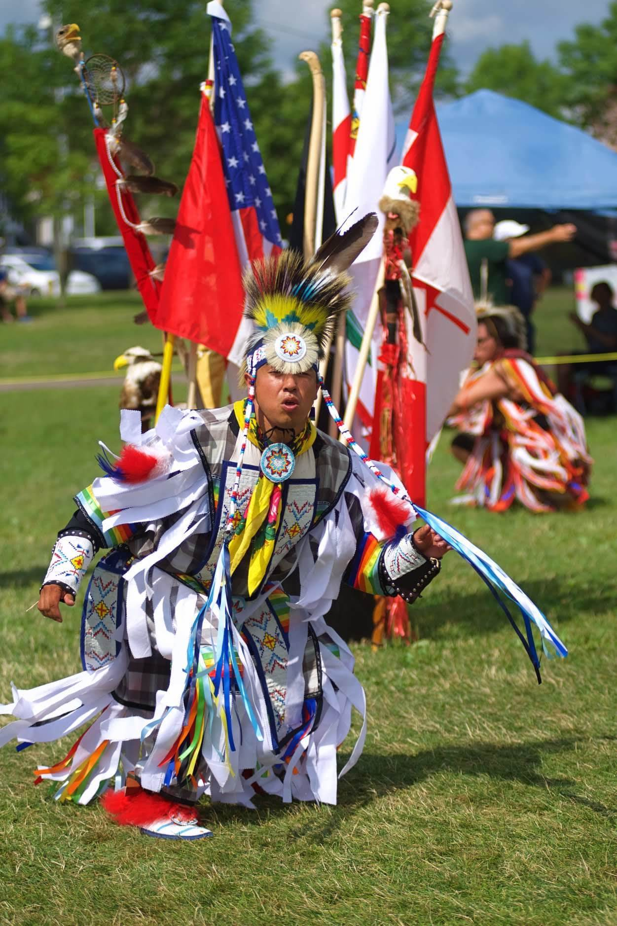 Because I Like Fancy Clothing Even If He Has No Occasion: Along P.E.I.'s Powwow Trail