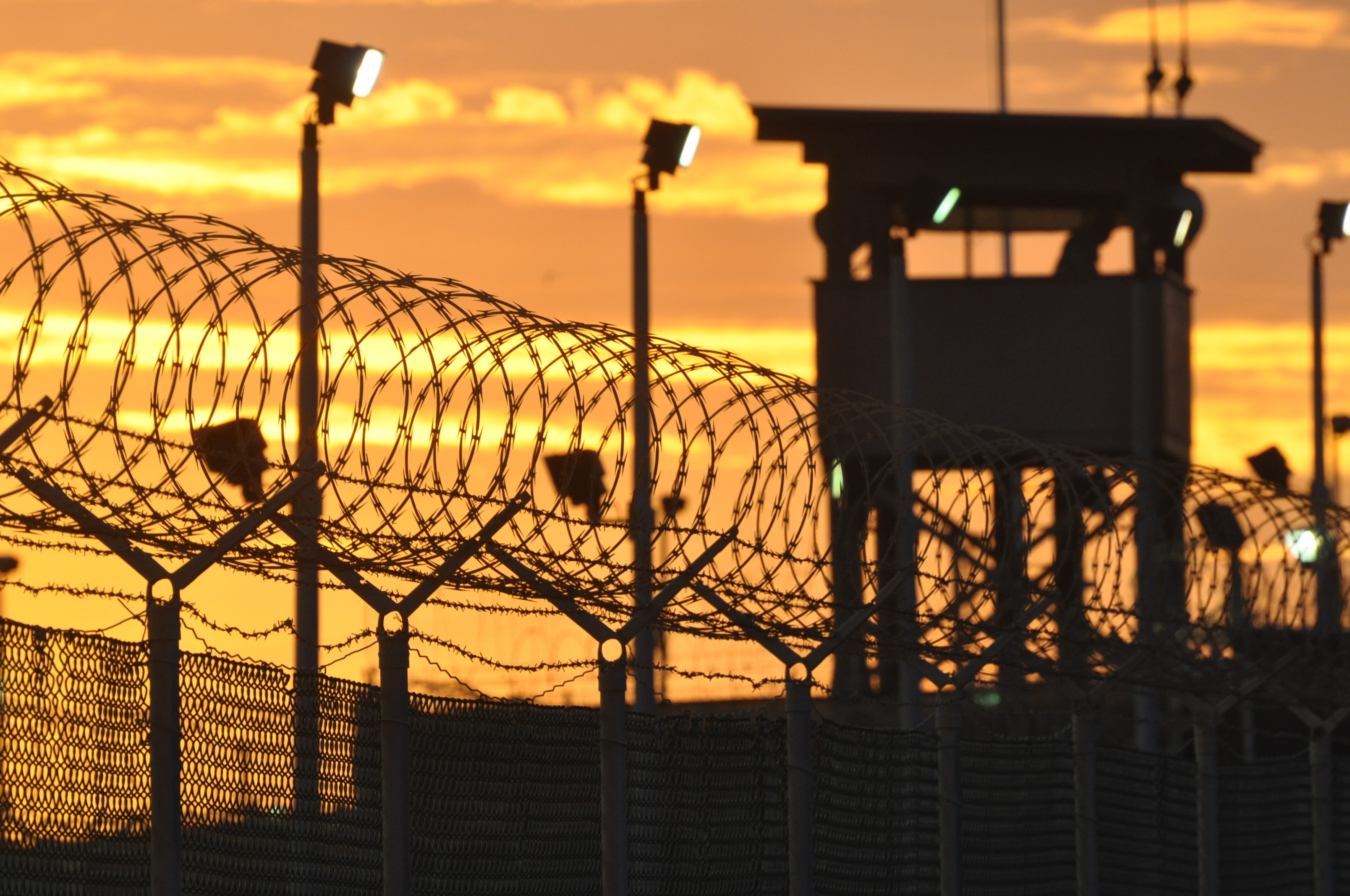 After the attacks of Sept. 11, 2001, hundreds of captives were held at the U.S. naval base in Guantanamo Bay, Cuba. (Michelle Shephard)