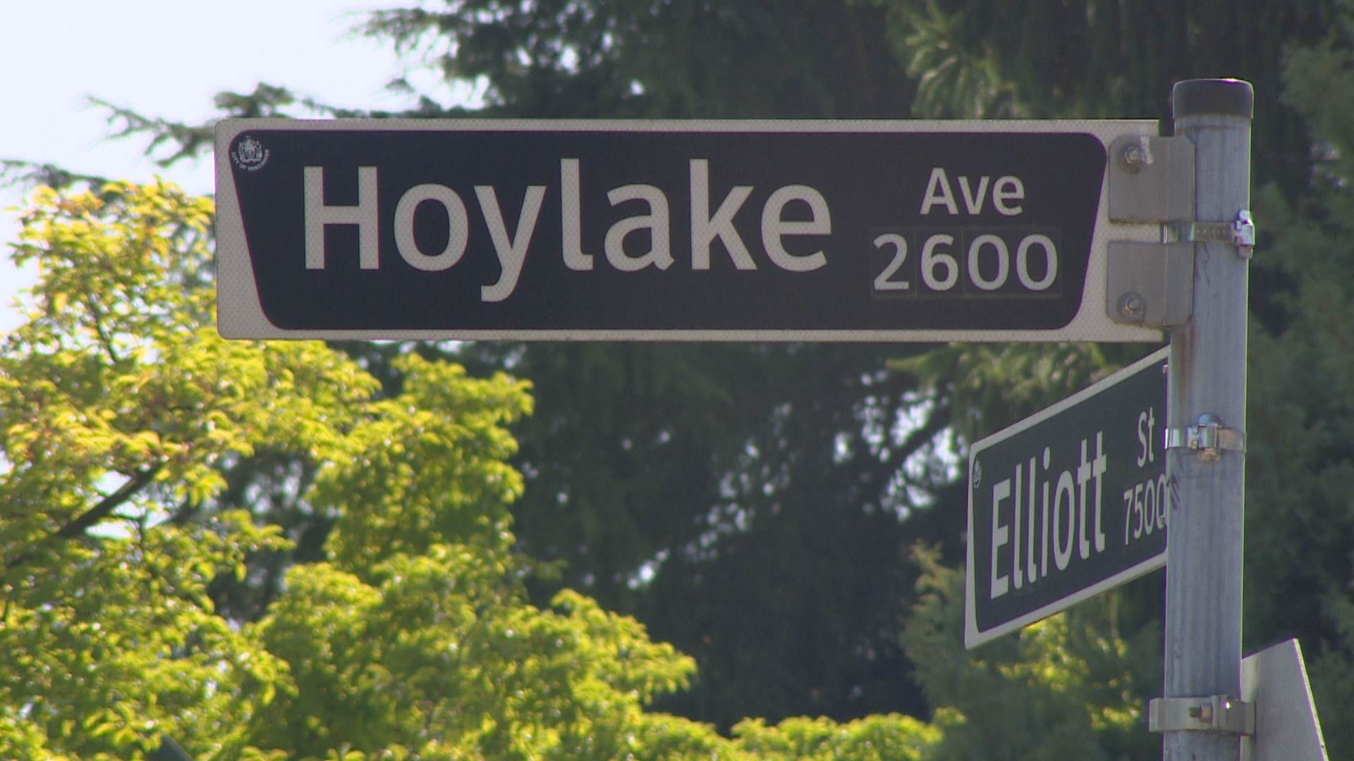 Hoylake, England is home to the famous Royal Liverpool Golf Club, one of six golf courses in the United Kingdom that inspired a street name in Vancouver. Jim Mulleder/CBC