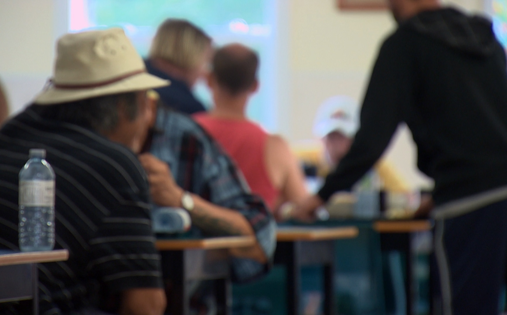 Hope Cottage serves more than 200 meals a day. (Steve Berry/CBC)