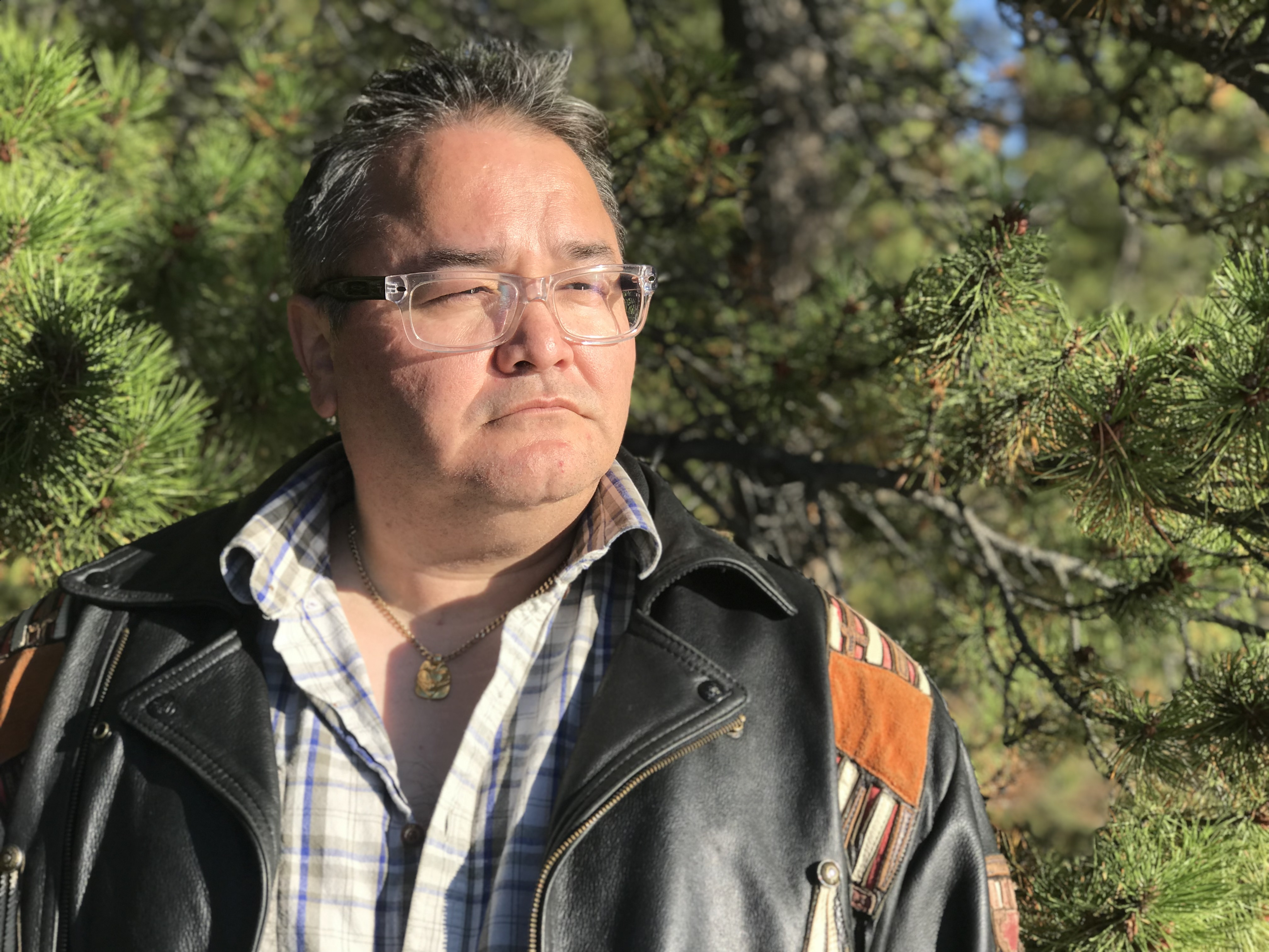 'If I don't forgive them, I'm gonna carry resentment in my soul,' Loverin says. (Mike Rudyk/CBC)