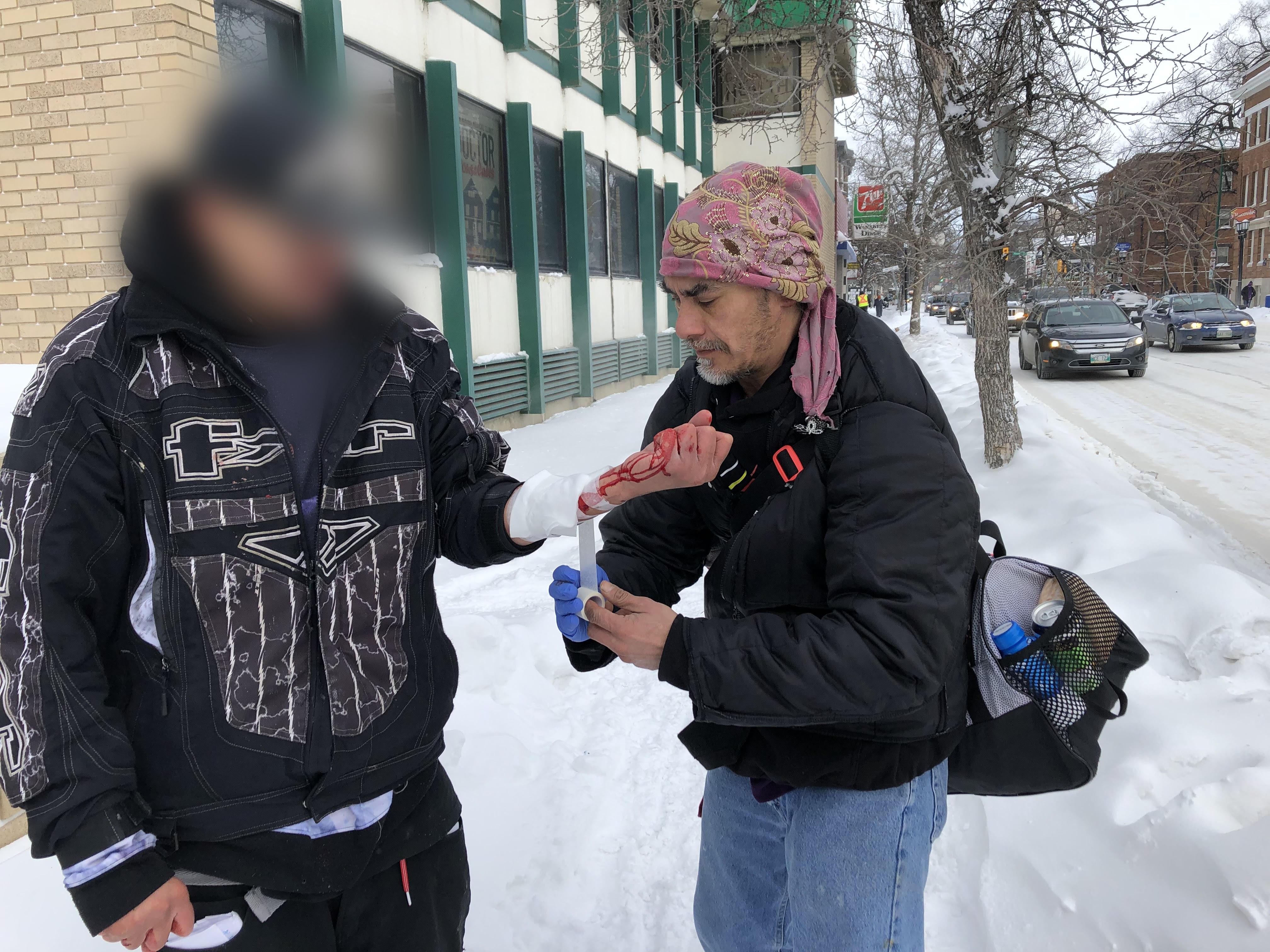 Frozen streets | CBC News