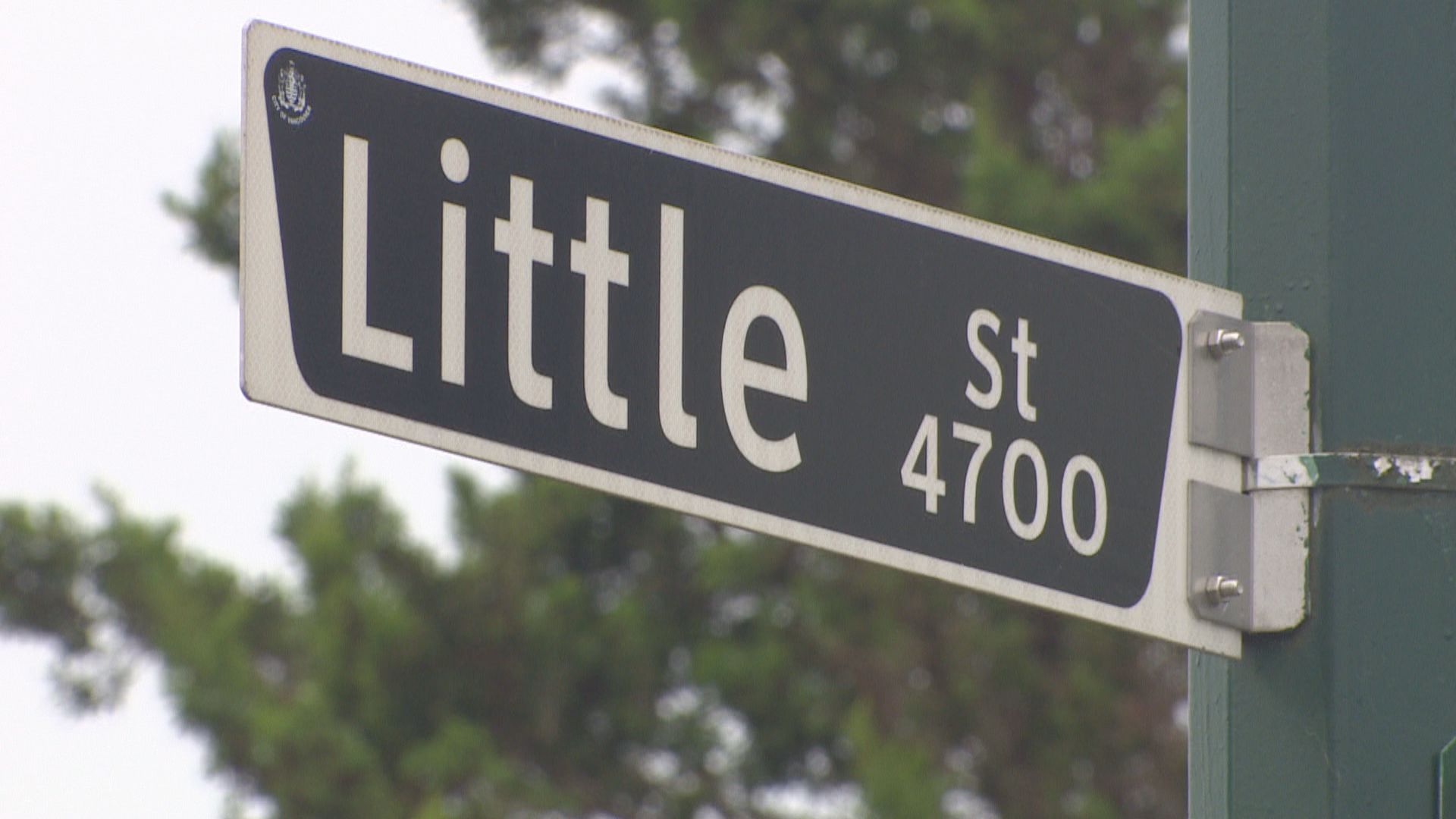 There is a street in Vancouver named Little Street and it's one block long.
