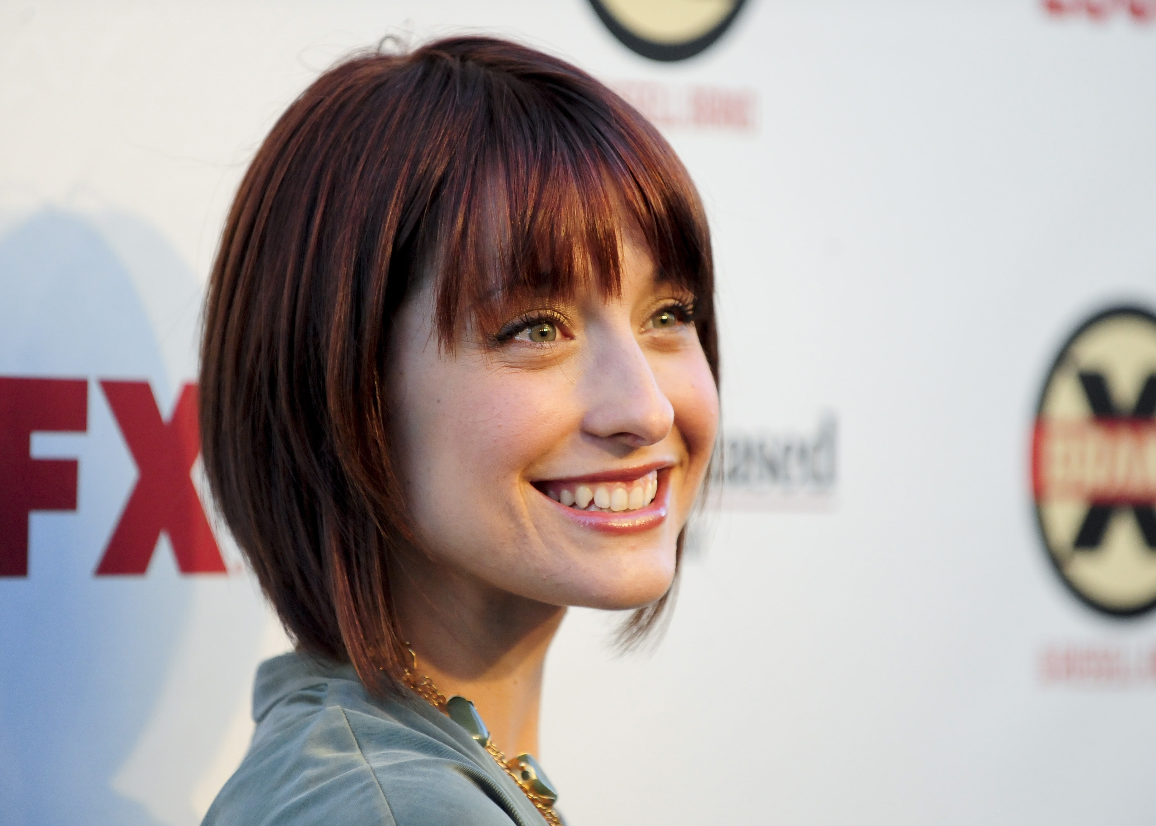 Smallville actor Allison Mack, seen in this photo from 2012, became a devoted follower of Raniere's. (Gus Ruelas/Reuters)