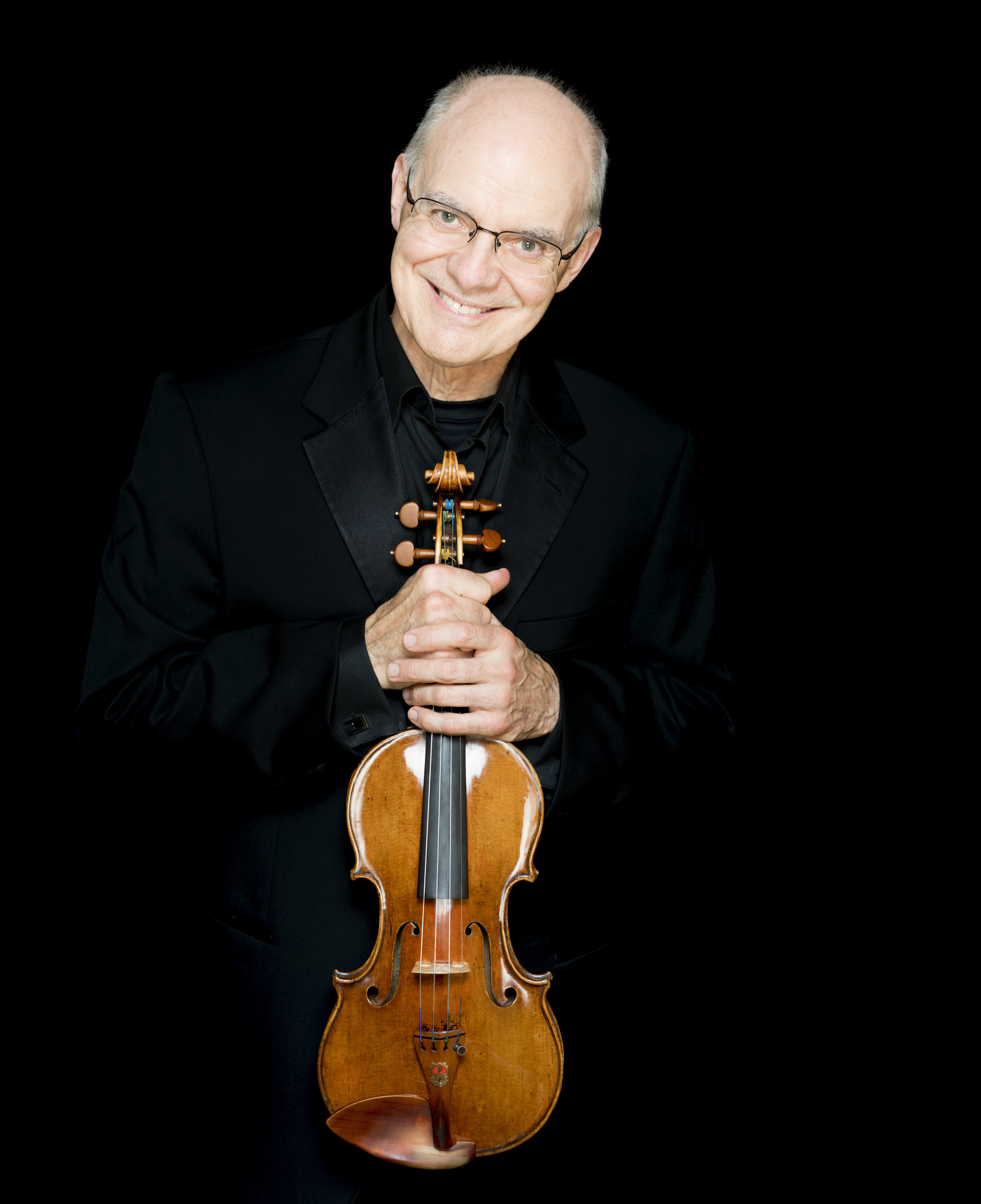 Malcolm Lowe served as the Regina Symphony Orchestra's concertmaster from 1975-1976. (Marco Borggreve)