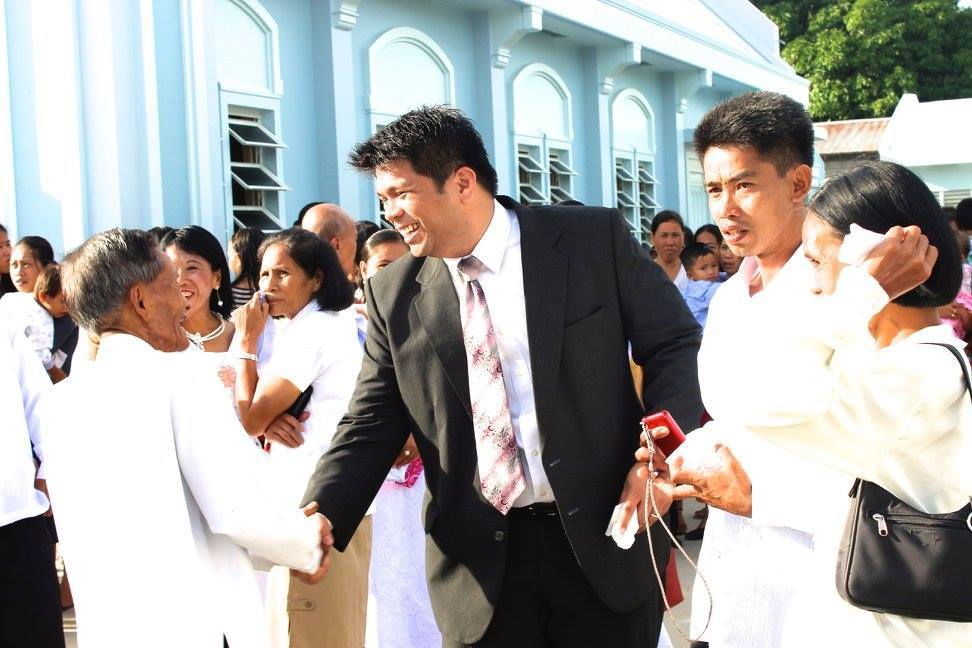 Menorca was a minister for the Iglesia Ni Cristo in the Philippines. (Lowell Menorca)