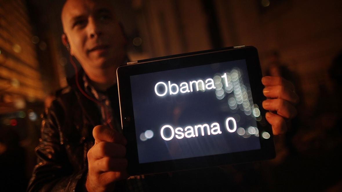 Obama1 Osama0