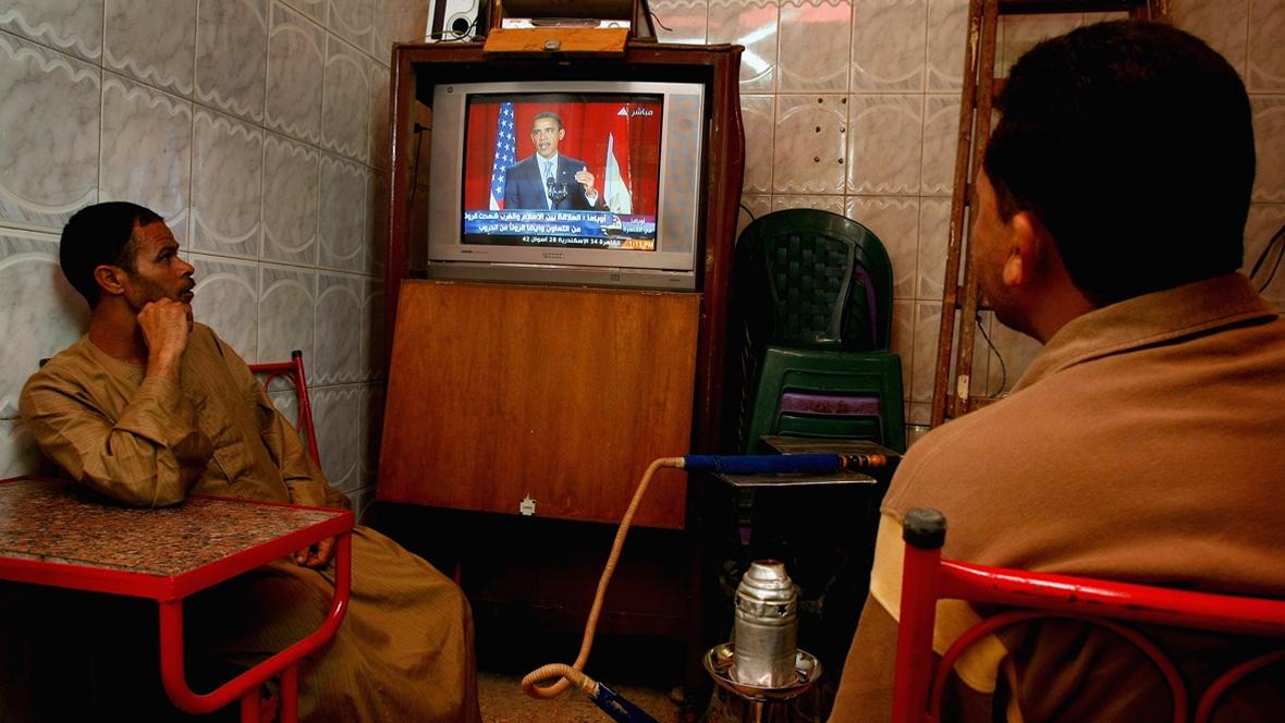 Obama Cairo2009 New Beginning 2
