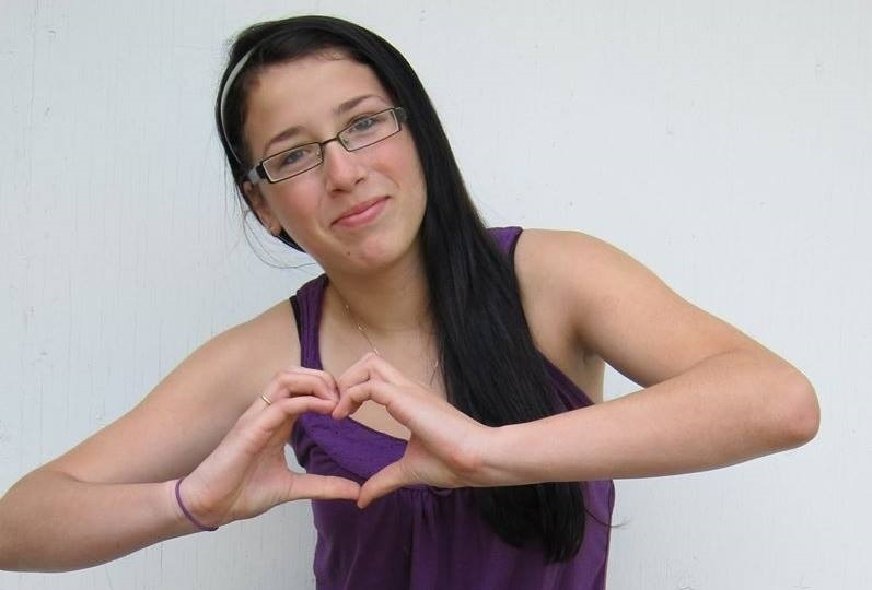 A friend describes Rehtaeh as full of compassion and kindness. (Leah Parsons)