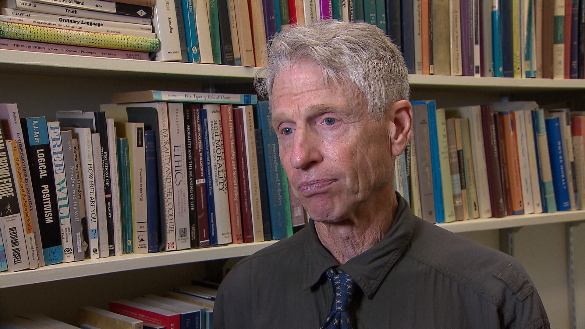 University of Manitoba ethics professor Arthur Schafer says Covenant Health's 'appalling' treatment of Nowicki is an example of why the provincial government must force all publicly funded health institutions to provide medical assistance in dying. (CBC)
