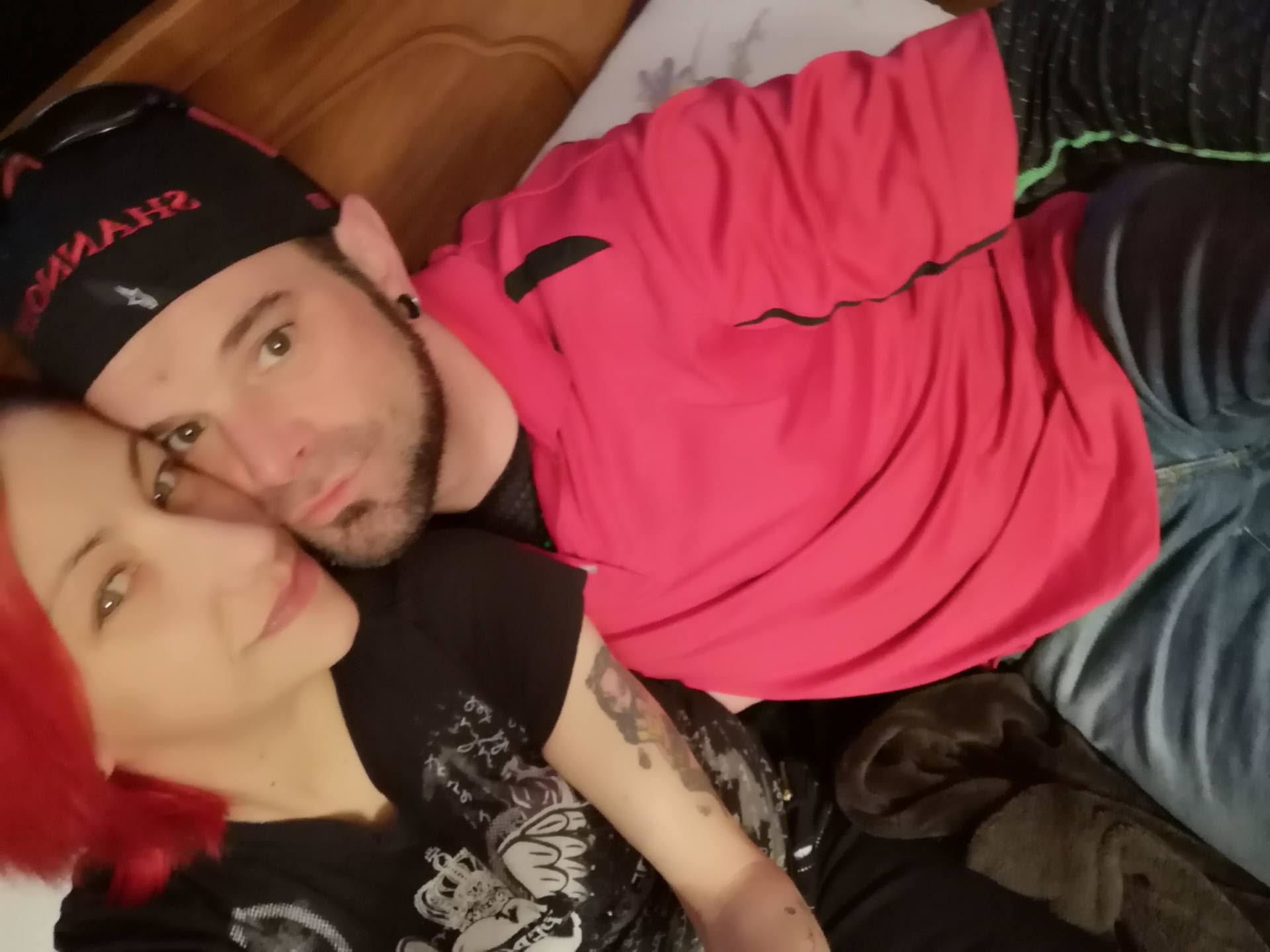 Shannon Harris says he is devastated over the premature loss of his girlfriend, Shannon Fleming of St. John's. (Submitted by Shannon Harris)