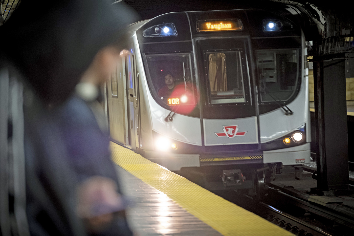 The TTC is looking at 'engineered solutions' as well as other strategies to address the issue of suicide. (Evan Mitsui/CBC)