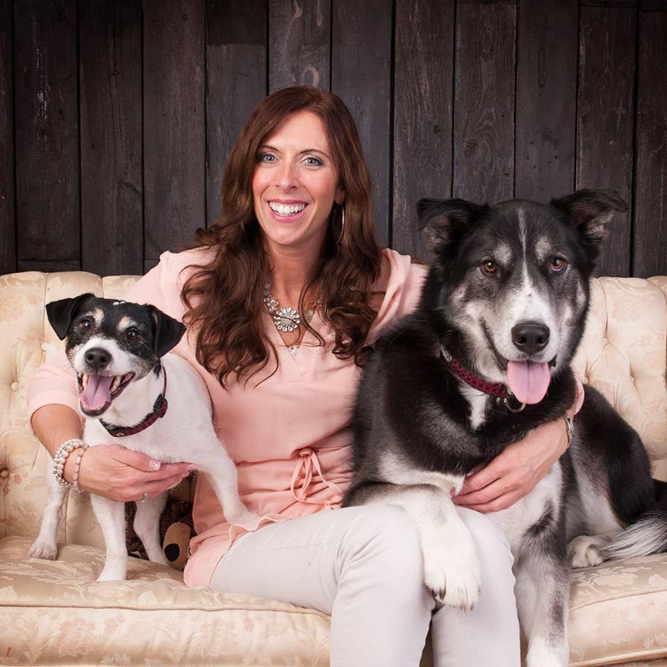Tara Hellewell, executive director of the Central Alberta Humane Society​. (Supplied by Tara Hellewell)