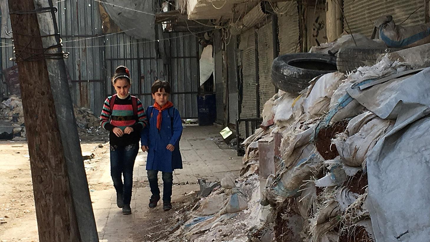 Aleppo Girls