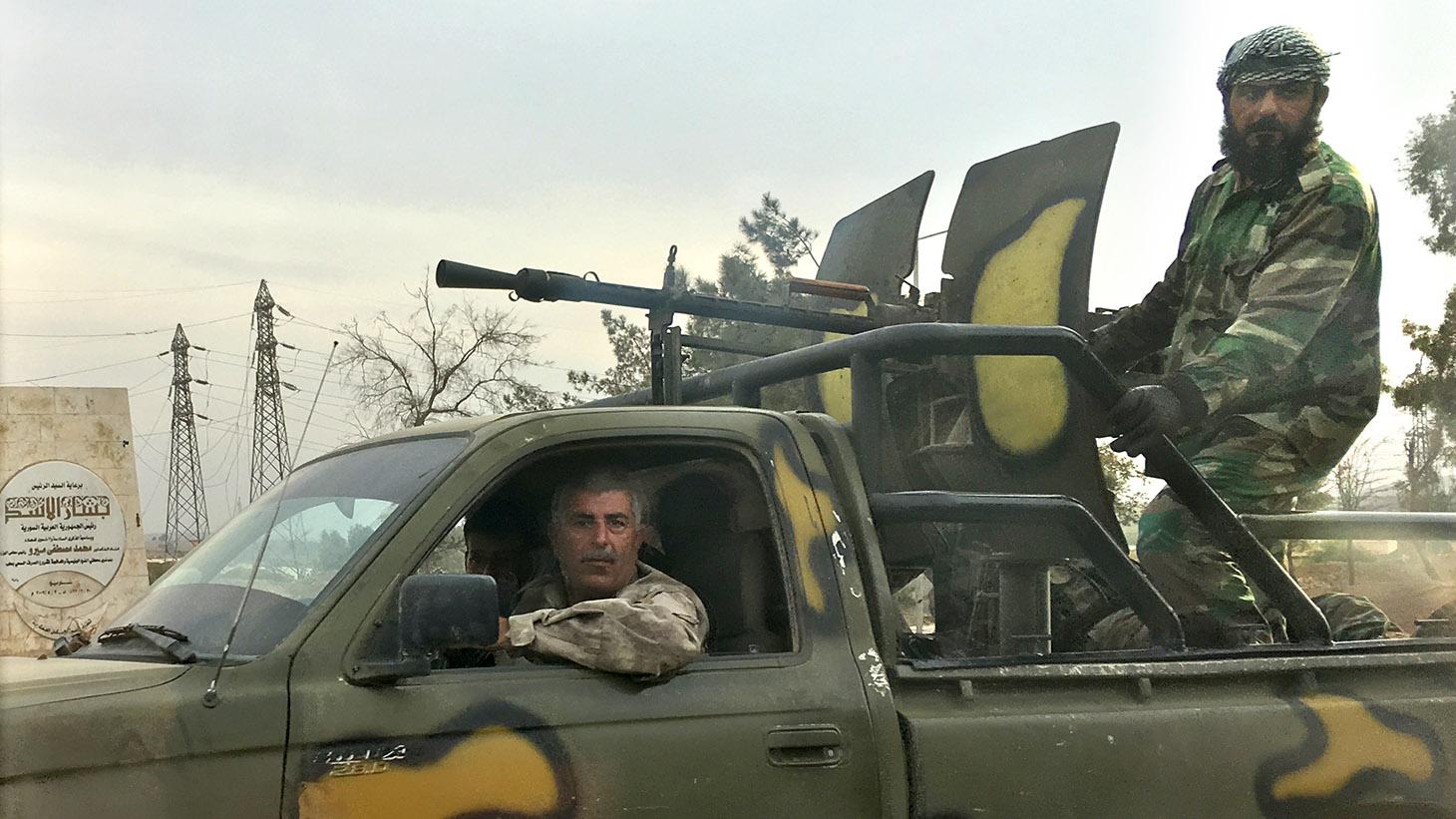 Aleppo Gunner