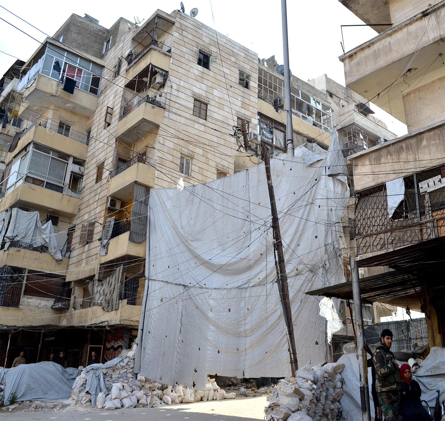 Aleppo Safety Blanket