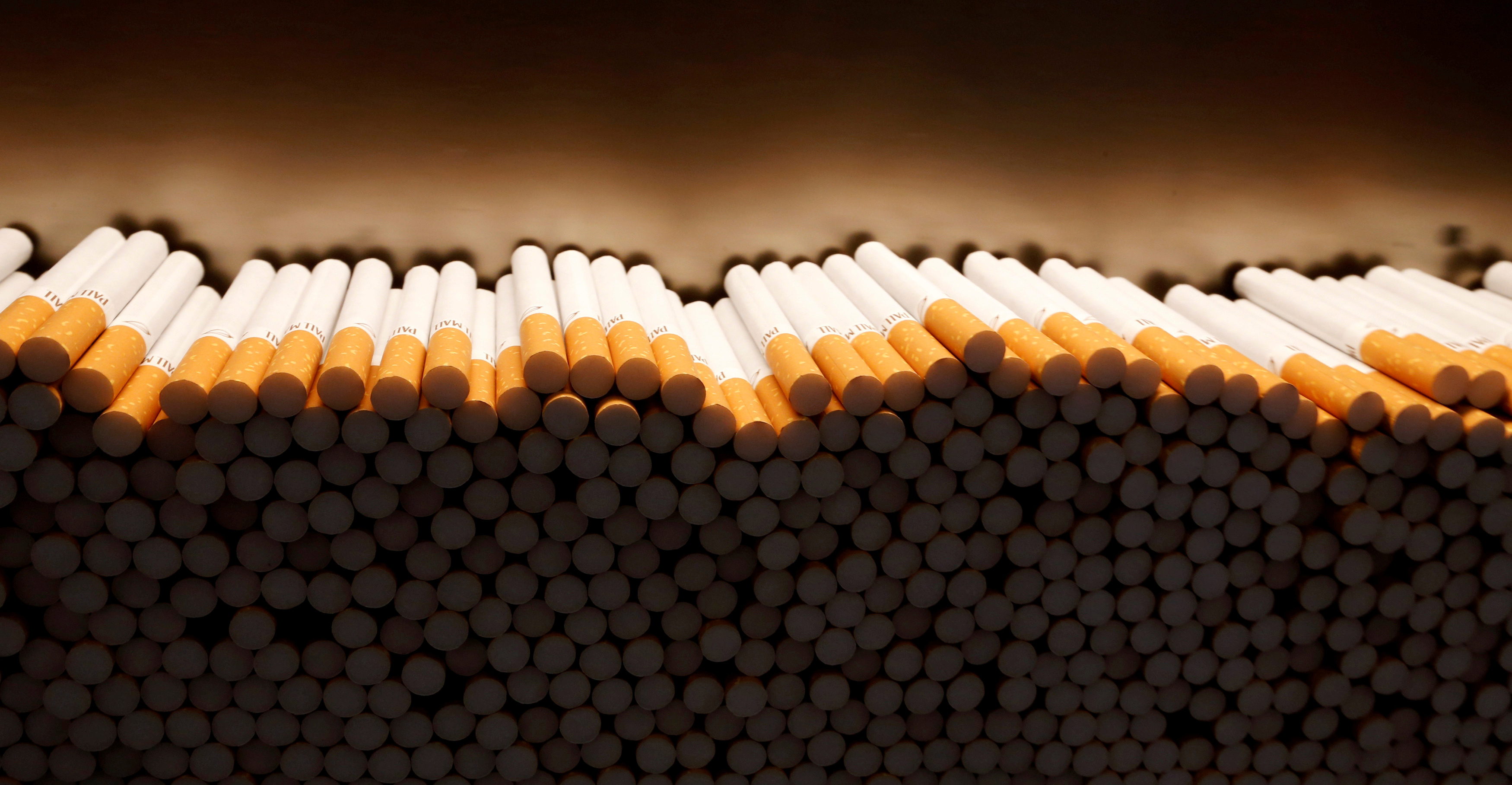 The tobacco industry had been looking for a novel way to deliver nicotine for years. (Michaela Rehle/Reuters)