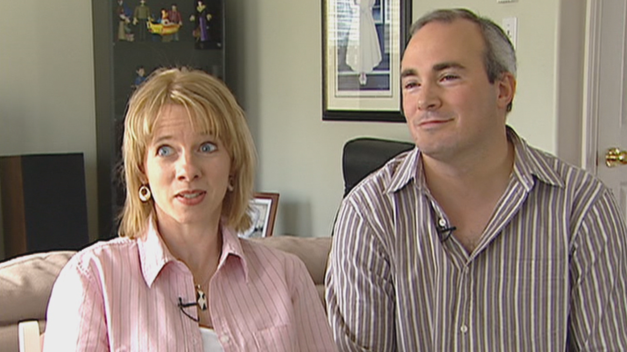 Debbie Maloney and Glenn Parsons first spoke to CBC News in 2006. (CBC)