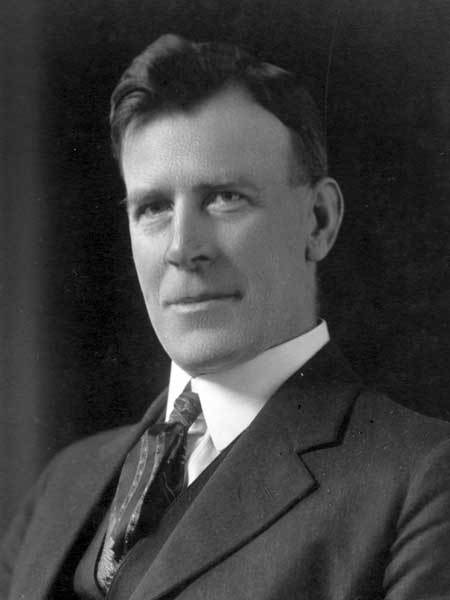 Fred Dixon (Provincial Archives of Manitoba)
