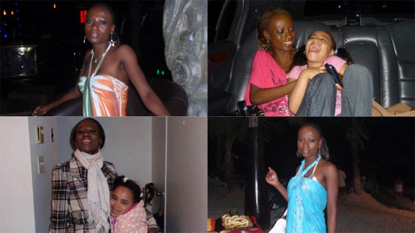 Fabiola Philippe was born in Haiti and came to Canada at the age of 12. She had one daughter, Lydia. (Supplied)