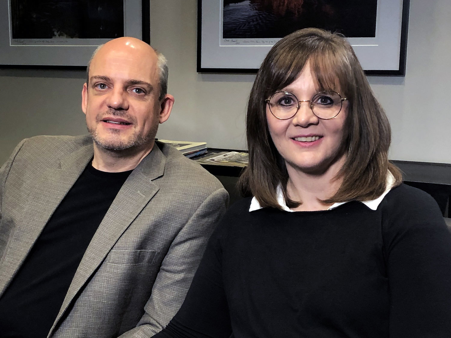 Matthew and Jennifer Dickson, who live in Arkansas, were the plaintiffs in a U.S. class-action lawsuit against Gospel for Asia. (Angela MacIvor/CBC)