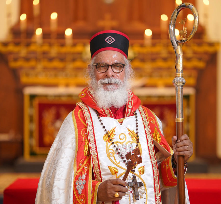 A native of Kerala, India, K.P. Yohannan founded Gospel for Asia in 1979. (Believers Eastern Church)