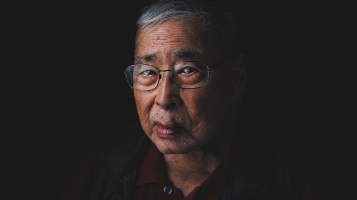 Fred Ko as photographed by his grandson. Ko died in a Richmond, B.C., hospital on Nov. 28, 2020, after contracting COVID-19. At 104 years old, he is one of the oldest Canadians to die of the disease. (Submitted by Kalum Ko)