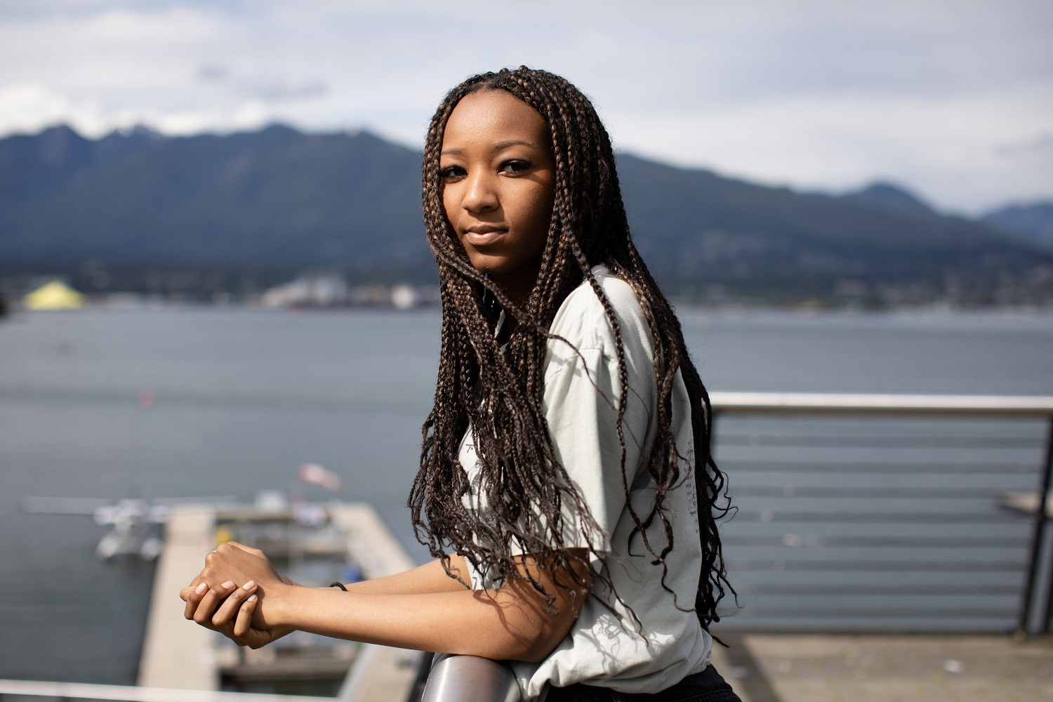 Jacqueline Hakizimana, 16, says the school system is not doing an adequate job of addressing racism. She is calling for real consequences for racist actions rather than using them simply as teachable moments.