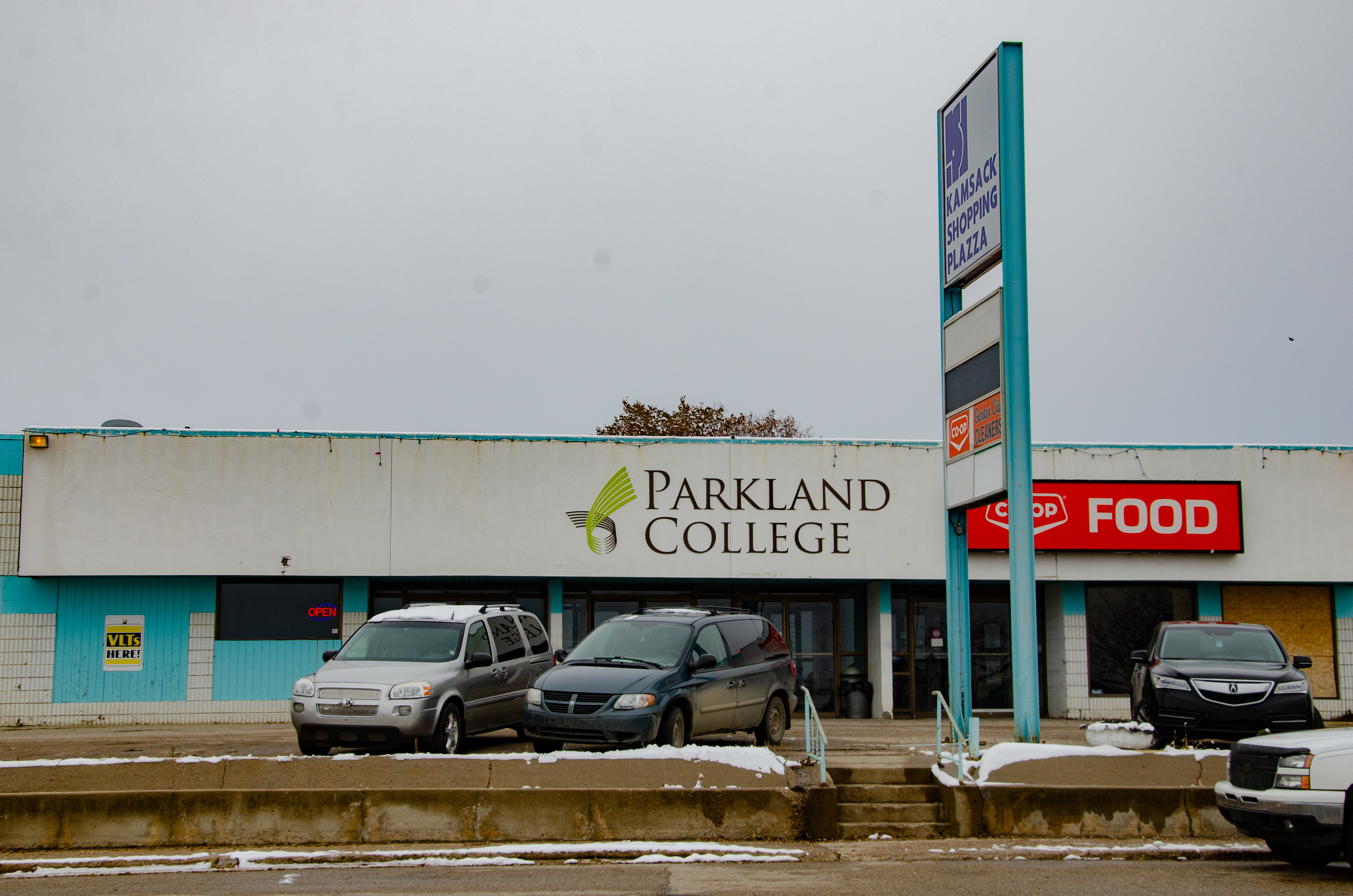 Thirty clients of New Beginnings Outreach Centre, including Deanna Wapash, currently attend programming at Kamsack's Parkland College.