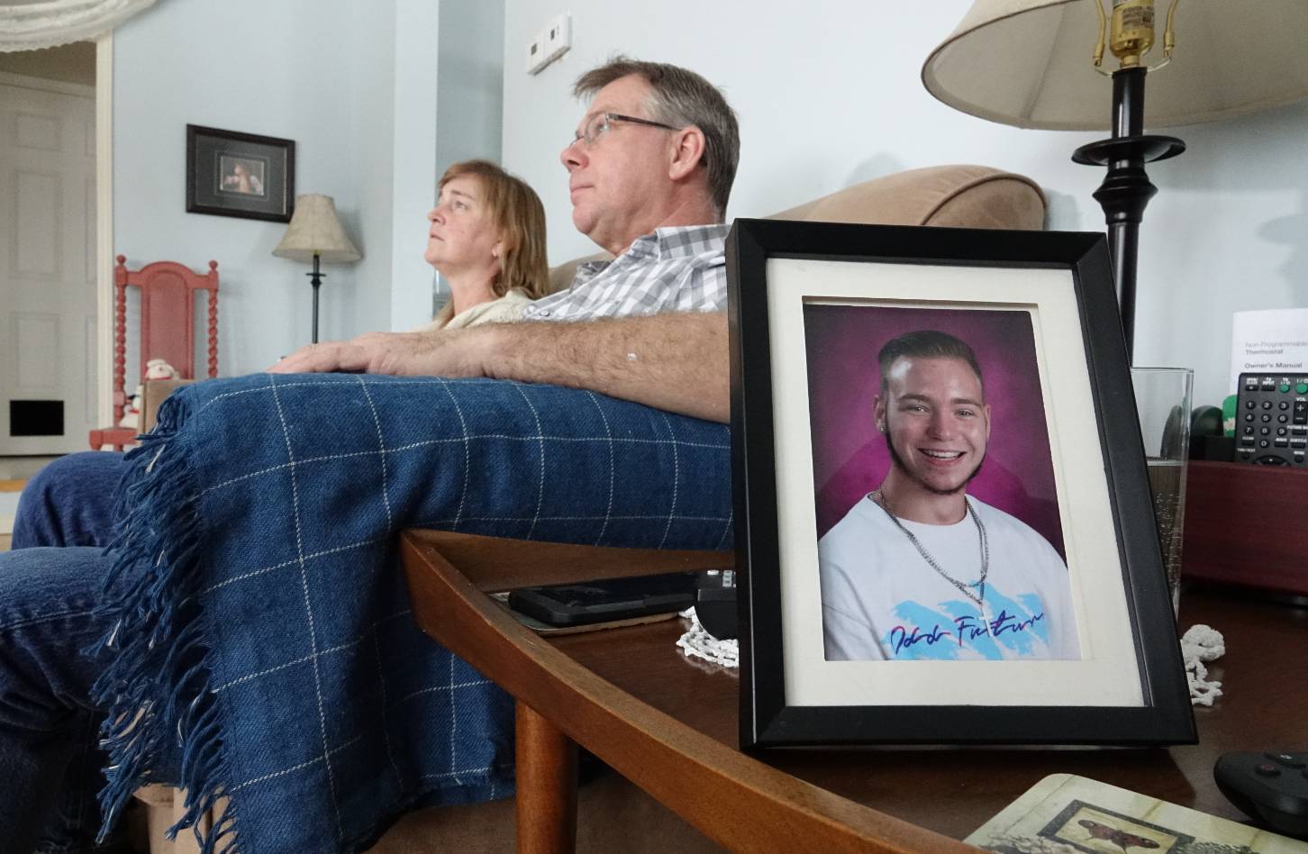 Despite the shock of Kian's coming out, his parents immediately told him that they would support him. (Pierre Paul Couture/CBC)