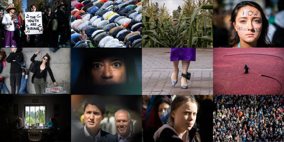 2019 IN PHOTOS BY CBC VANCOUVER PHOTOJOURNALISTS