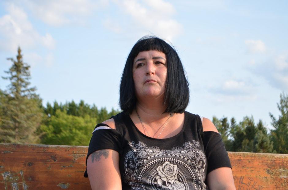 Shauna Pinkerton lives in Dryden, Ont.