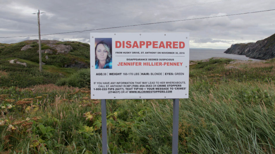 Jennifer Hillier-Penney disappeared from her estranged husband's house on Nov. 30, 2016. The Fifth Estate investigates the alleged kidnapping and homicide that haunts a remote Newfoundland town.