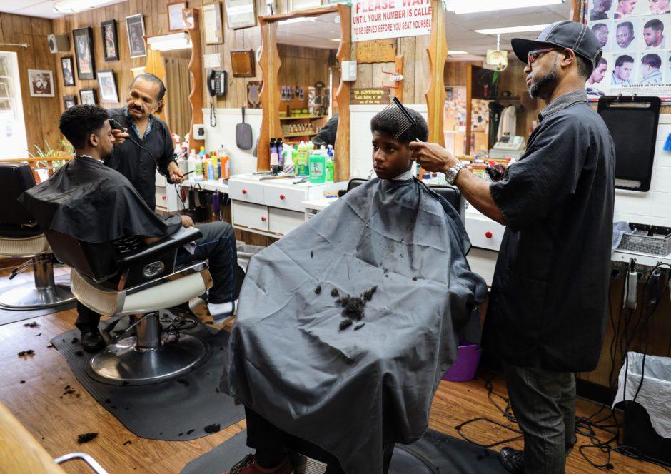 le crochet up Barber Shop site de rencontres russe 100 gratuit