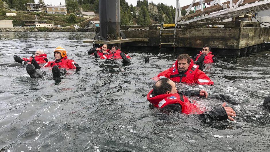 Coast Guard Indigenous training program