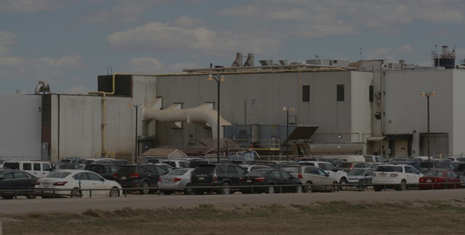 North America's largest single coronavirus outbreak started at this Alberta meat-packing plant. Take a look within.