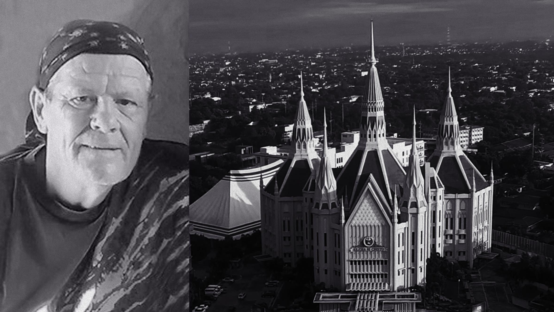 crime corruption church accountability violence fascism