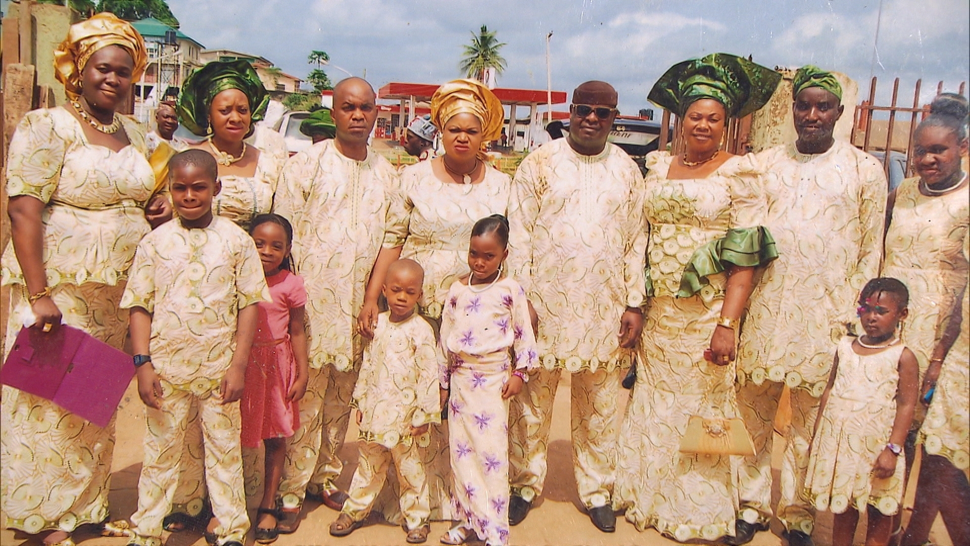 Agnes left behind family and friends in Nigeria. (Modupe Idowu Agnes)