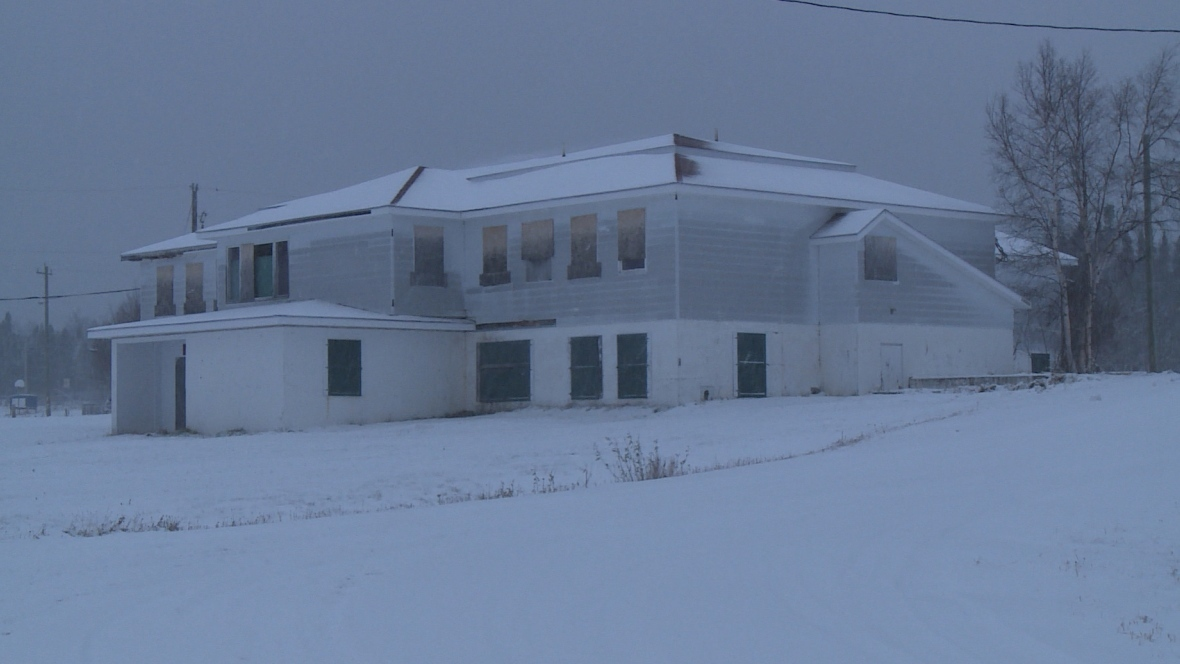 There were five residential schools in Newfoundland and Labrador: Makkovik Boarding School, Nain Boarding School, St. Anthony Orphanage and Boarding School, Lockwood School in Cartwright and Yale School in North West River. The North West River junior dormitory is pictured. (Jacob Barker/CBC)