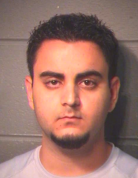Omar Dhanani, a.k.a. Michael Patryn, was 22 when he pleaded guilty to conspiracy to commit identity theft and credit card fraud for his role in the cyber-crime forum Shadowcrew.com (Passaic County Jail)