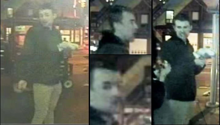 Toronto police circulated these images in an effort to find the man who was last seen with Richey. (Court exhibit)